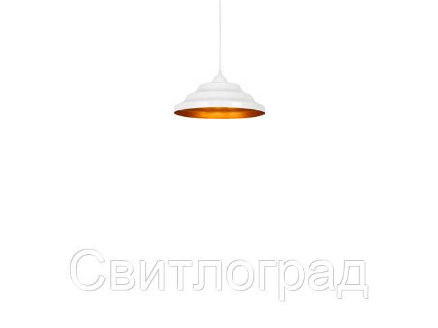Светильник подвесной LOFT Nowodworski Новодворски  ONDA WHITE-GOLD