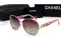Женские брендовые солнцезащитные очки (6108) rose, фото 1
