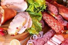 Мясные и колбасные изделия, прошутто