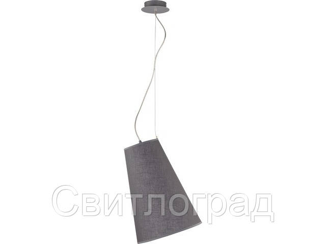 Светильник подвесной с абажуром Nowodworski Новодворски  RETTO GRAPHITE