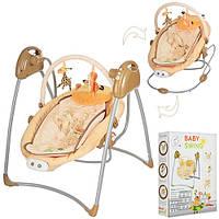 Кресло-качели 2 в 1 Bambi SW 108, фото 1
