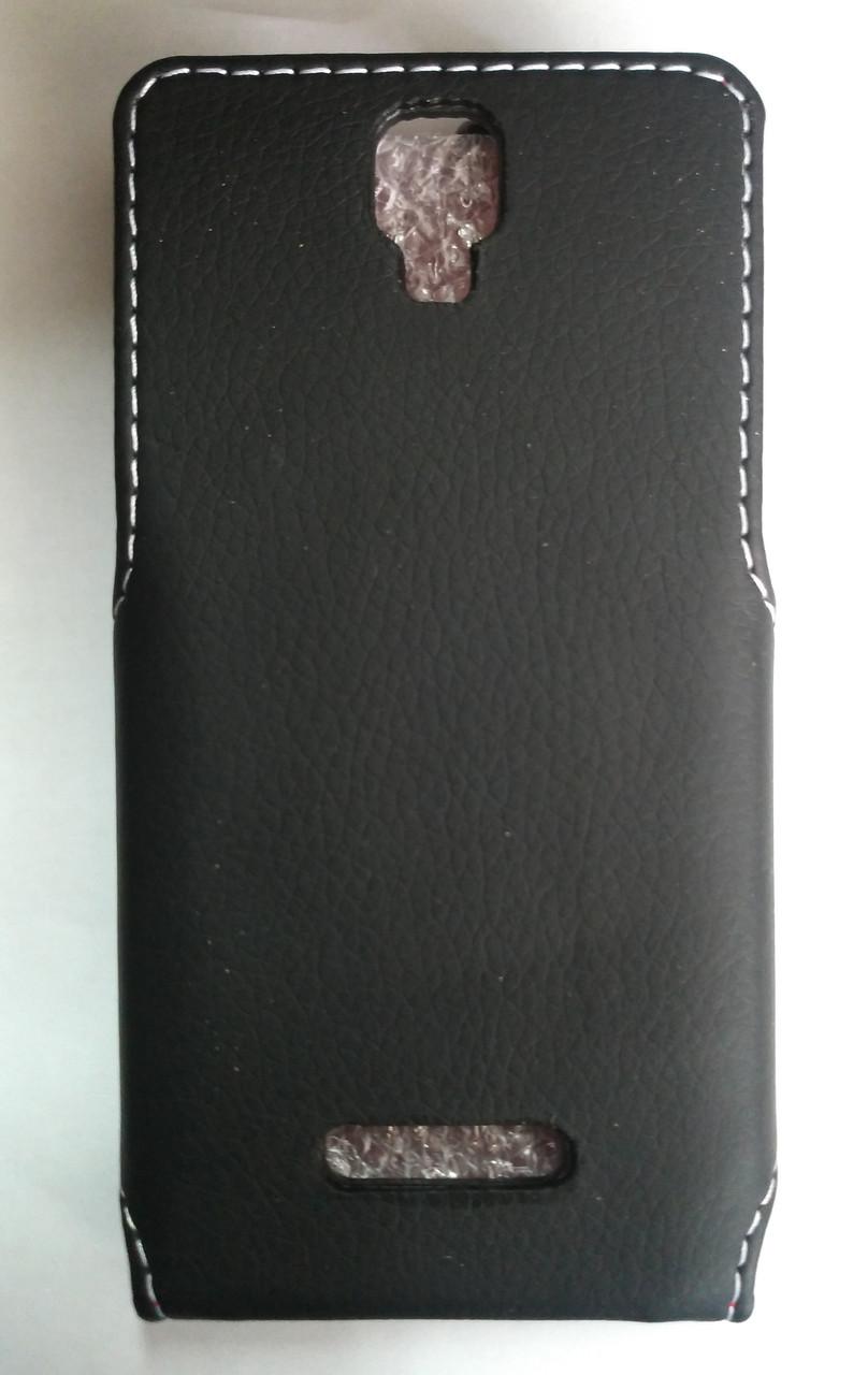 Чохол Flip шкіра для Lenovo A2010