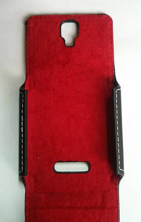 Чохол Flip шкіра для Lenovo A2010, фото 2