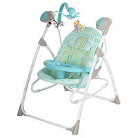 Кресло-качели Bambi 2 в 1 SW102