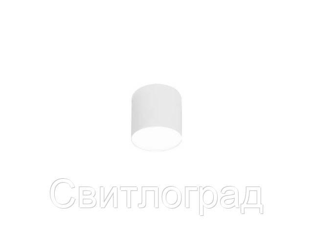 Светильник точечный накладной Nowodworski Новодворски  POINT PLEXI LED WHITE M