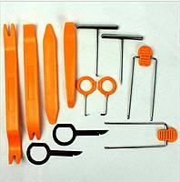 Инструменты для снятия обшивки (облицовки) авто 12 шт.