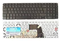 Оригінальна клавіатура для ноутбука HP Pavilion dv7-7000, Envy m7-1000, rus, black