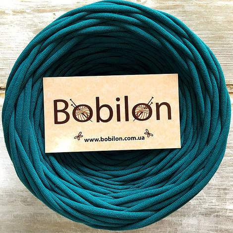 Т-пряжа Бобилон, цвет морская волна