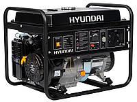 Бензиновый генератор Hyundai HHY 7010F (Бесплатная доставка по Украине)