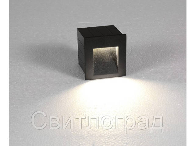 Бра LED Nowodworski Новодворски  STEP LED GRAPHITE