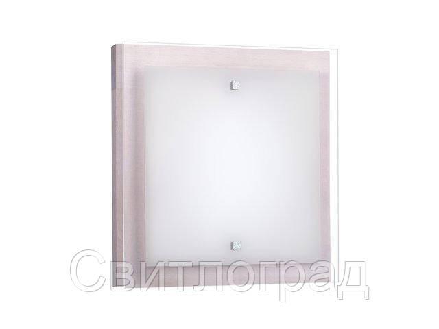 Светильник потолочный с плафонами Nowodworski Новодворски  OSAKA square white S