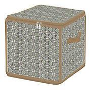 Коробка для хранения на молнии серый ESH01 SL