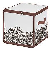 Коробка для хранения на молнии серый ESH03 SL