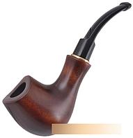 """Курительная трубка """"Седло"""" (Ручная работа) №11006-2 SO"""