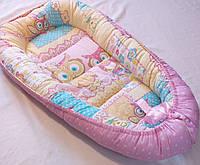 Babynest гнездышко кокон для новорожденного