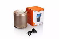 Колонка беспроводная Bluetooth HF-Q3 + подставка