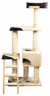 Когтеточка Trixie Montoro Scratching Post для кошек, 69х39х165 см, фото 1
