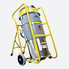 Пылесос для строительного мусора Ronda 2000 (2200 Вт)