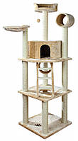Когтеточка Trixie Montilla Scratching Post для кошек, 60х60х197 см, фото 1
