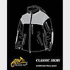 Куртка CLASSIC ARMY - Fleece Windblocker Black, фото 6