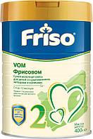 Молочная смесь Фрисовом 2 с пребиотиками, 400 г.