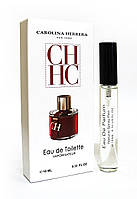 Женский мини-парфюм с феромонами Carolina Herrera CH (Каролина Эррера Cи Эйч), 10 мл