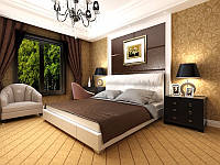 Кровать Камелия с подъемным механизмом двуспальная