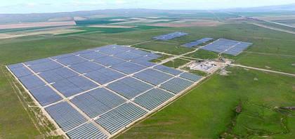 Сонячна електростанція 50 МВт у Казахстані