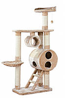 Когтеточка Trixie Mijas Scratching Post для кошек, 76х46х176, фото 1