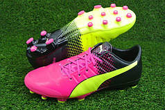 Бутсы PUMA evoPOWER 1.3 Tricks AG 103582-01 Пума эво повер (Оригинал)