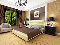 Кровать Камелия полуторная