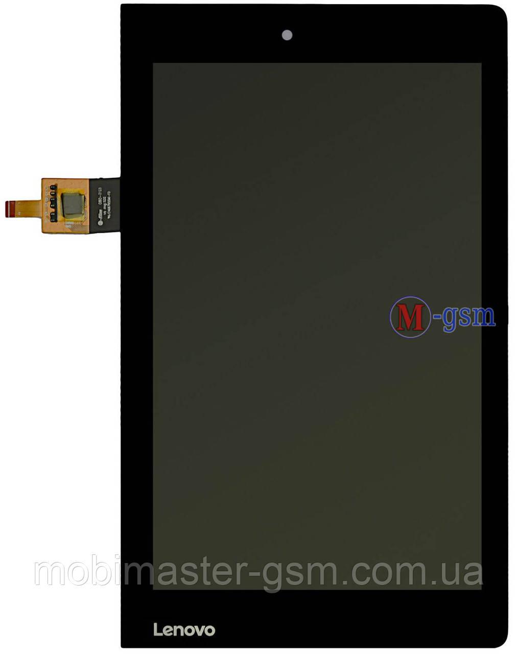Дисплейный модуль Lenovo Yoga Tablet 3-850 черный