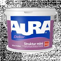 Aura Dekor Struktur mini 9,5л - фасадная мелкоструктурная краска