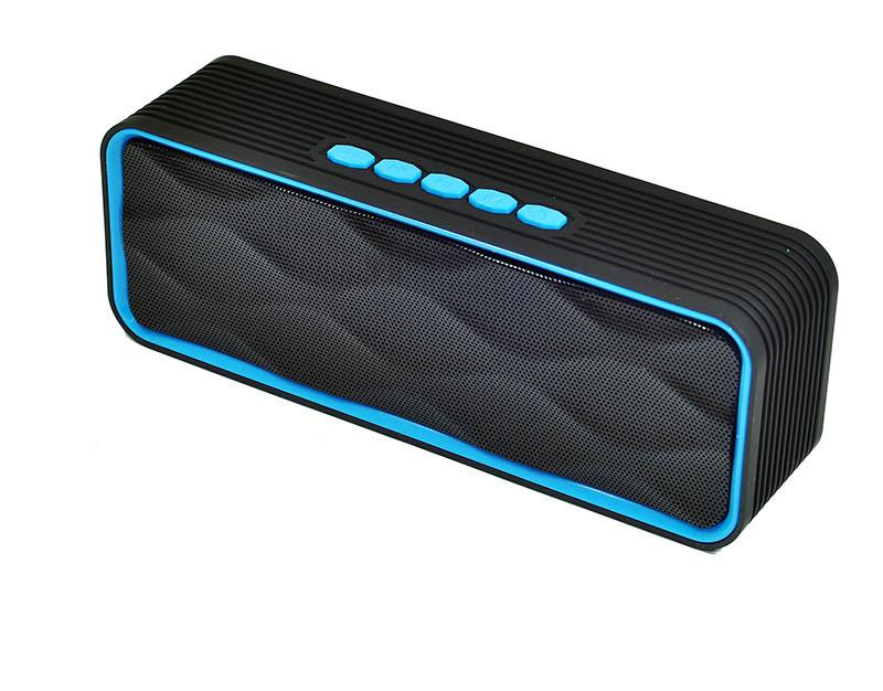 Портативная Bluetooth колонка XC-28 Blue