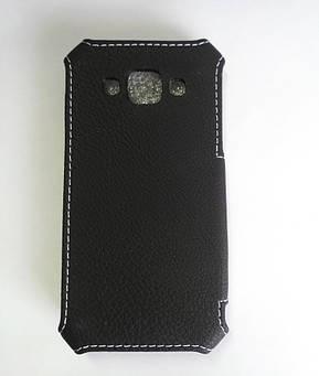 Чехол Flip кожа для Samsung J5  , фото 2