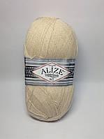 Пряжа tig superlana Alize (25% шерсти)