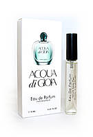 Женский мини-парфюм с феромонами Giorgio Armani Acqua di Gioia (Армани Аква Ди Джоя),10 мл