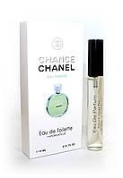 Женский мини-парфюм с феромонами Chanel Chance Eau Fraiche (Шанель Шанс Еу Фреш),10 мл