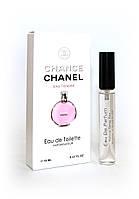 Женский мини-парфюм с ферoмoнами Chanel Chance Eau Tendre (Шанель Шанс Тендер),10 мл