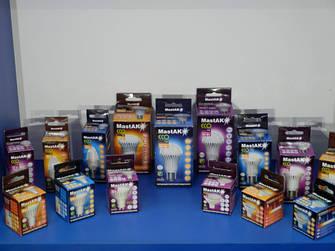 Лампы светодиодные энергосберегающие