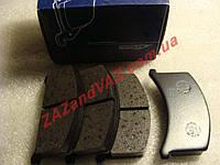 Колодка тормозная передняя Таврия 1102 Славута 1103 Tomex Томекс Польша 1102-3501090, фото 1