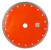 Алмазный диск по граниту Turbo 230x2,6x9x22,23 Laser CTH 230x22,23 GM