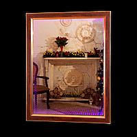 Зеркало 3D 700 х 900 мм