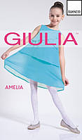 Детские колготки Джулия AMELIA 40 4-bianco-128-134, rv0048707