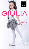 Детские колготки Джулия AMELIA 40 3-nero-152-158, rv0048699