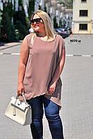 Блузка -туника женская 9070 ш