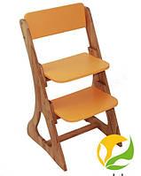 Цветной детский регулируемый универсальный стул