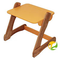 Столик для детей растишка из натурального дерева