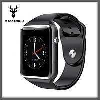 Умные часы Smart Watch A1 Turbo. Black.