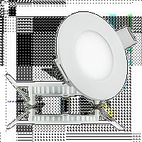 Светильник LED встраиваемый NEOMAX (круг) 3W 4500K 240Lm